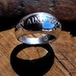 Responsibility Ring - Silver - Taking responsibility over our life